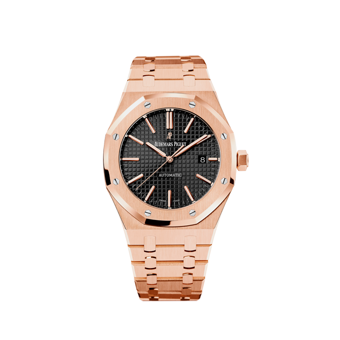 Audemars Piquet Royal Oak Selfwinding  Jumbo Rose Gold
