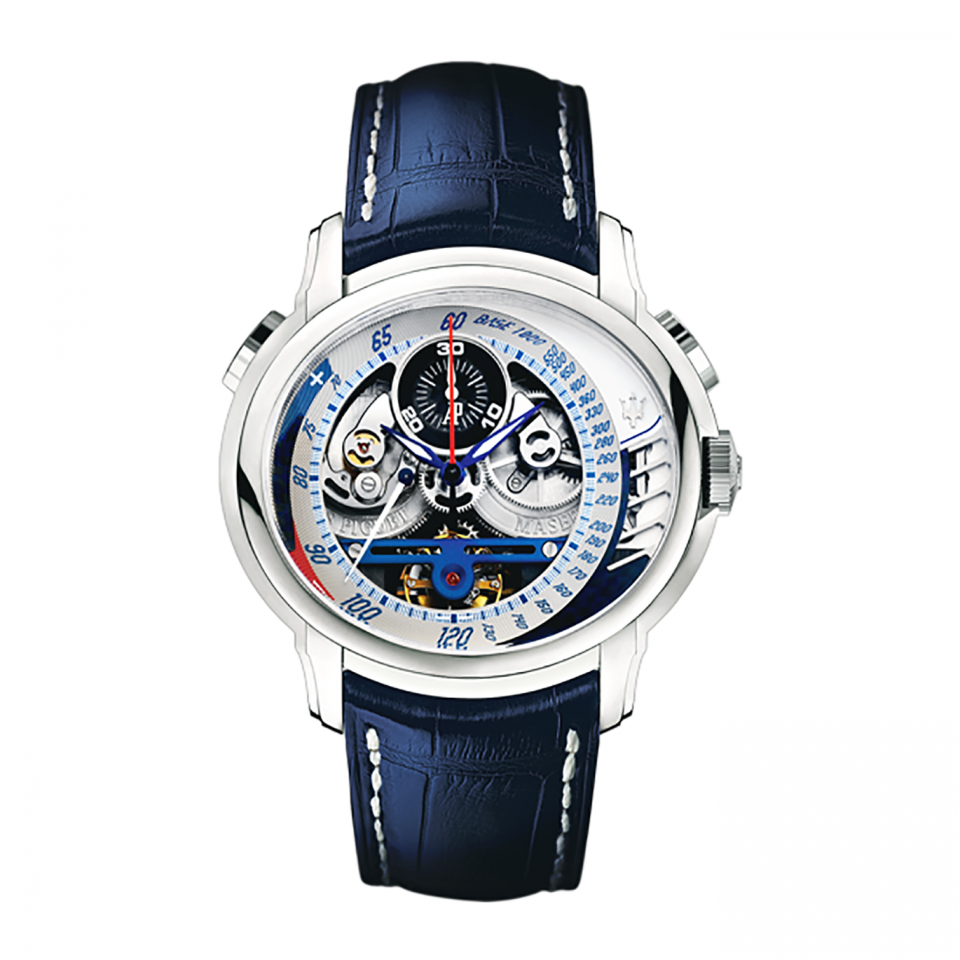 Audemars Piquet Millenary MC12 Maserati Tourbillon Chronograph Platinum