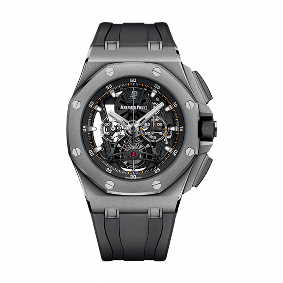 Audemars Piquet Royal Oak Offshore Tourbillon Chronograph