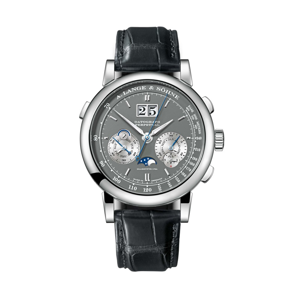 A. Lange and Sohne 410.038 Datograph Perpetual Calendar