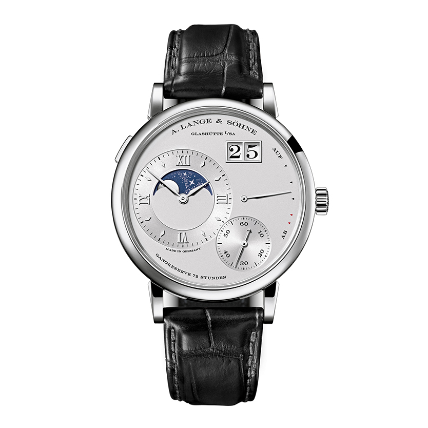 A. Lange and Sohne Grand Lange 1 Moon Phase
