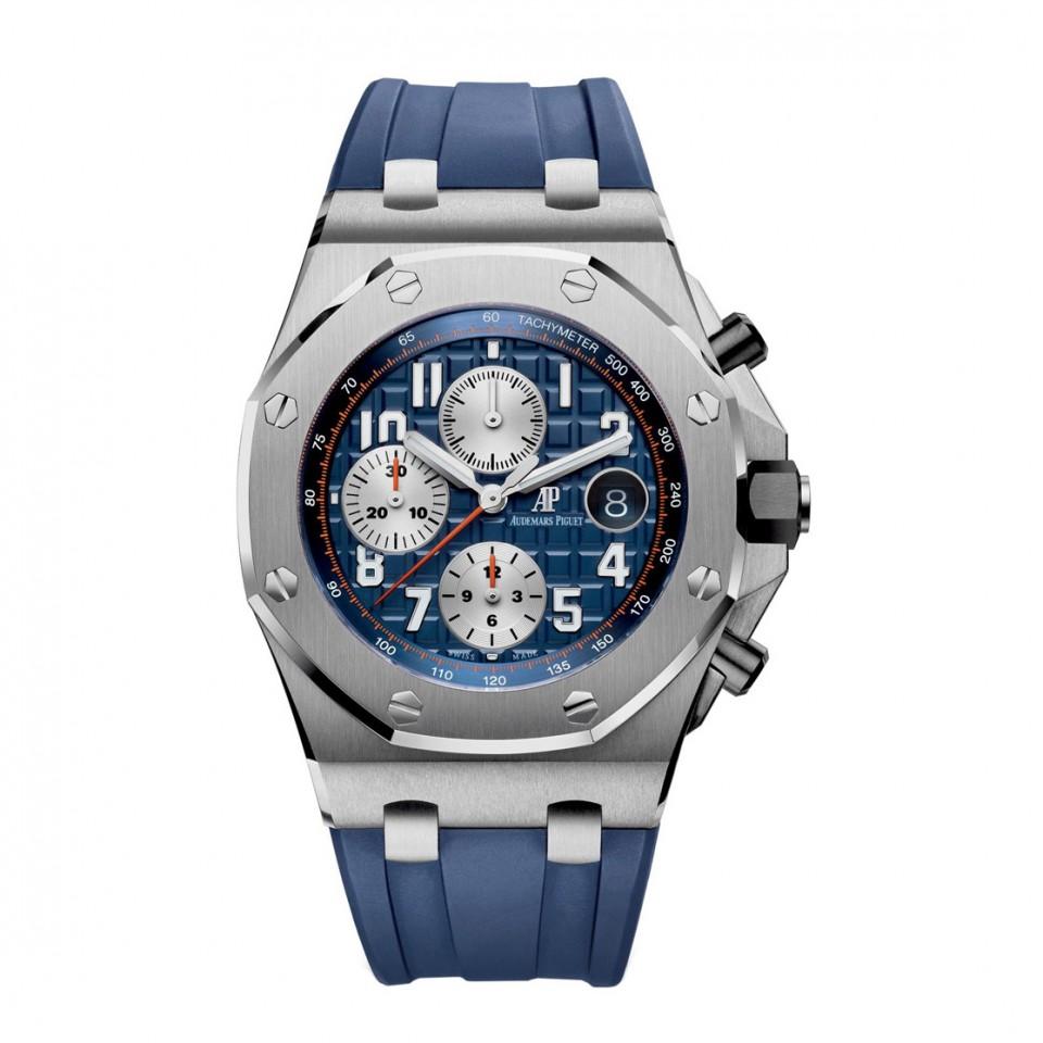 Audemars Piquet Royal Oak Offshore Chronograph Blue Dial