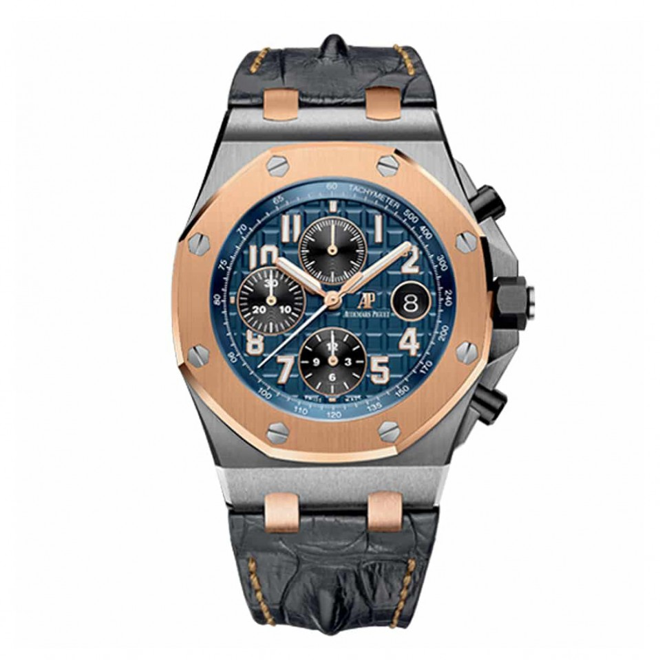 Audemars Piquet Royal Oak Offshore Special Edition Burcherer