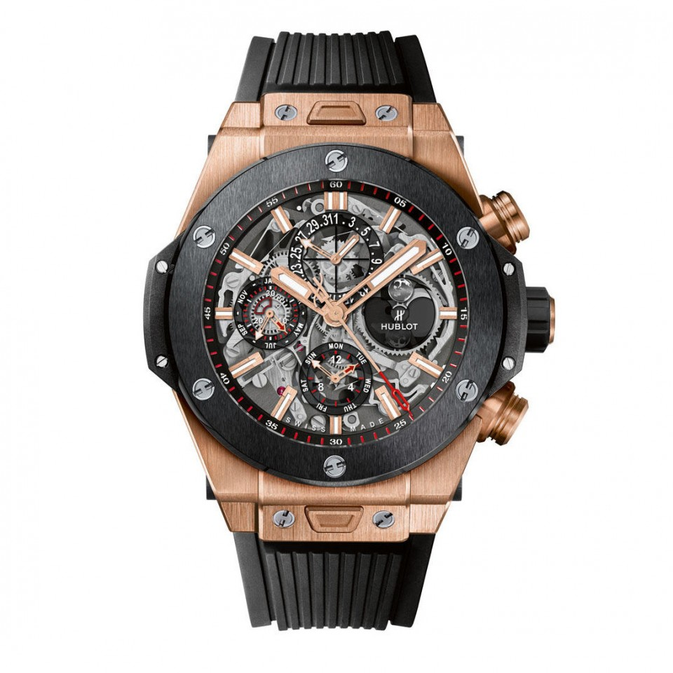 Hublot Big Bang Perpetual Calendar King Gold