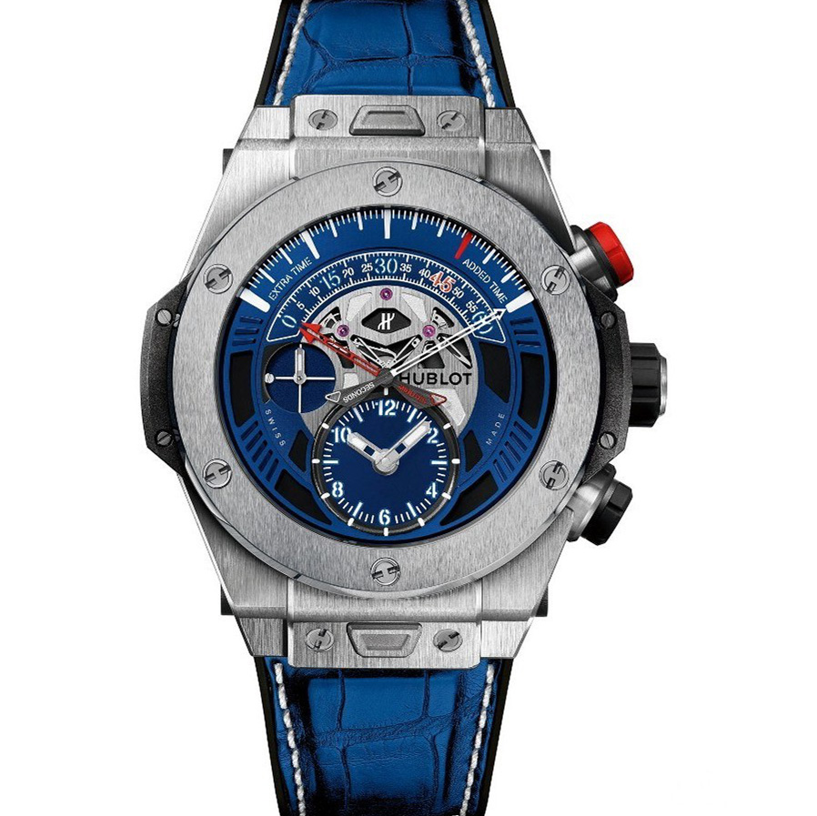 Hublot Big Bang Unico Retrograde Paris Saint-Germain
