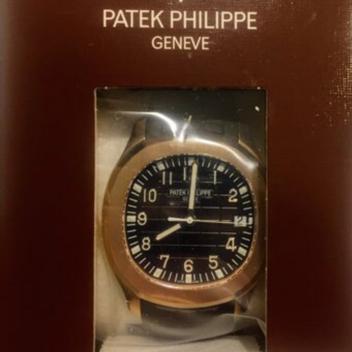 Patek Philippe Aquanaut Rose Gold