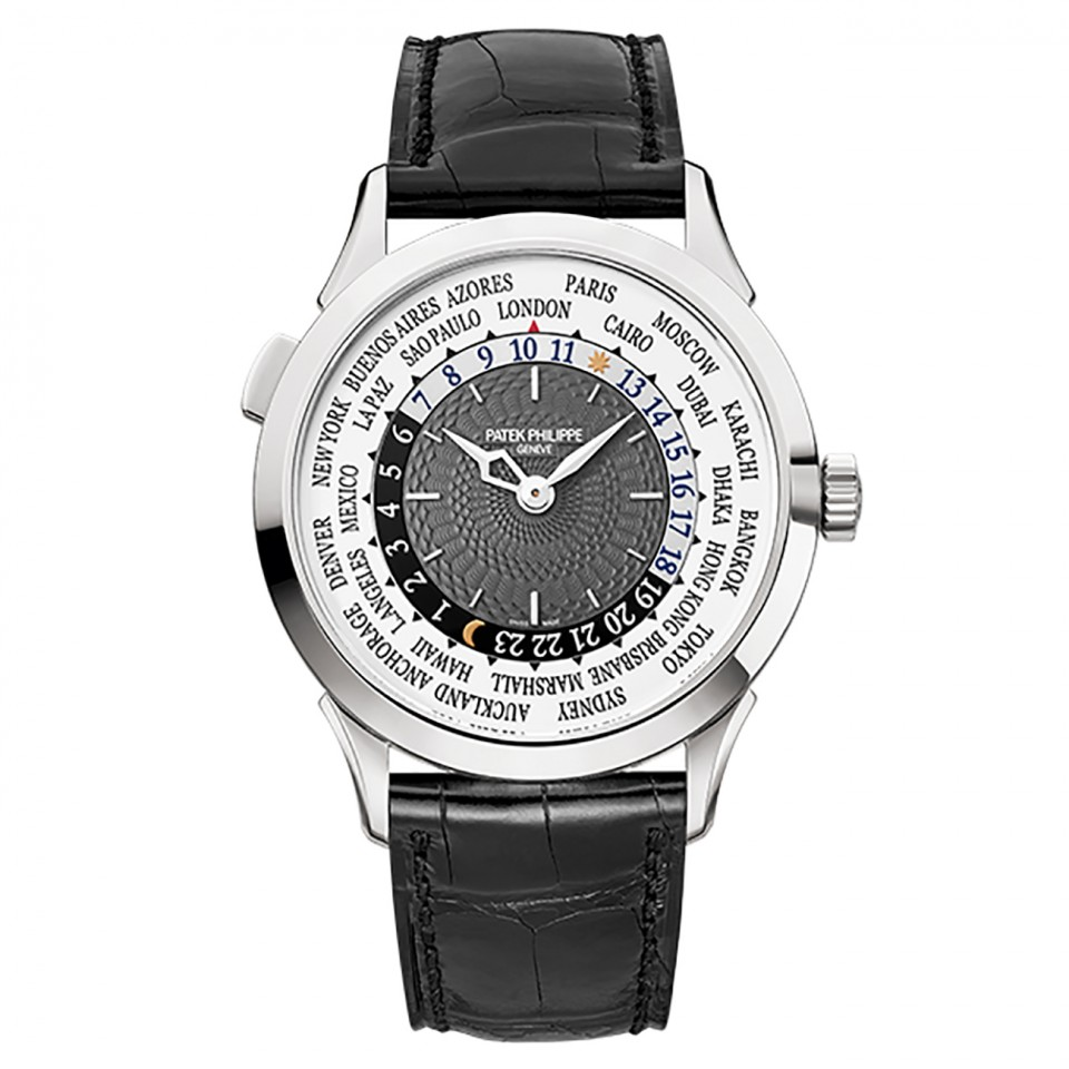 Patek Philippe Complications Charcoal Gray