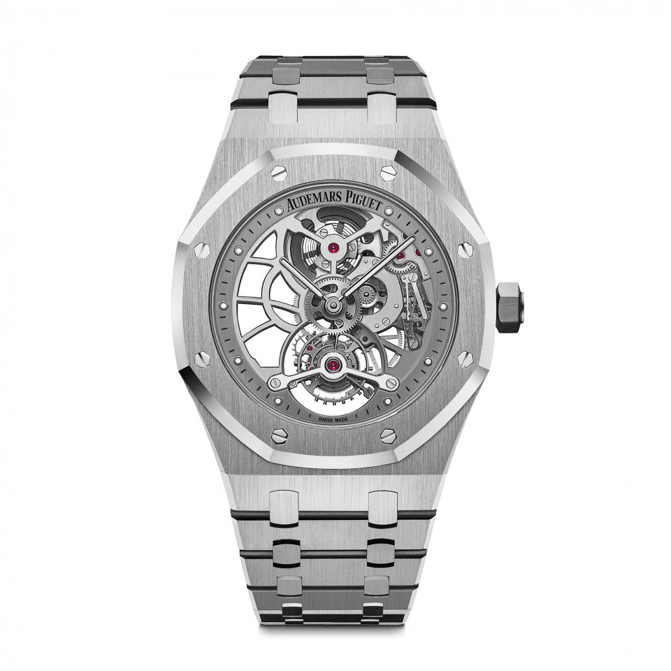 Audemars Piquet Royal Oak Tourbillon Openworked [NEW]