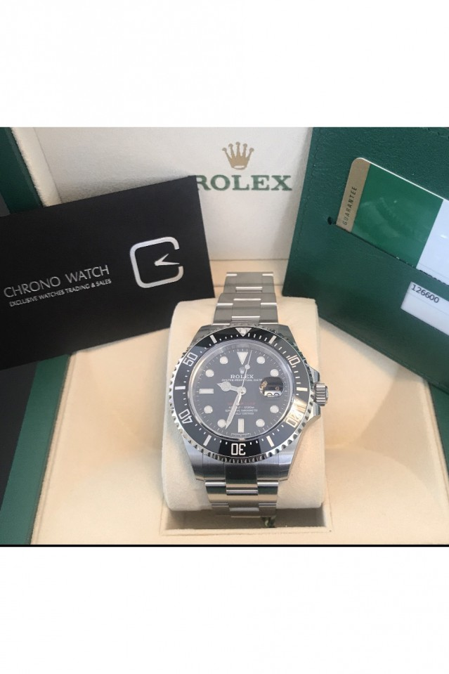 Rolex Sea-Dweller 50 Anniversary 43mm