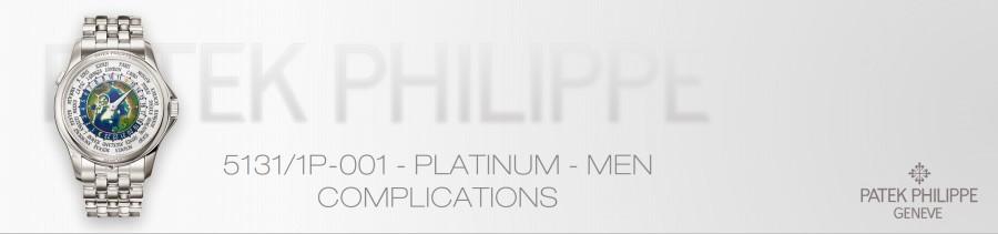Patek Philippe Complications 5131/1P-001